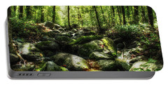 The Emerald Forest Portable Battery Charger