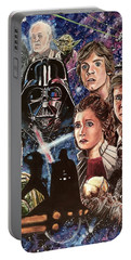 The Empire Strikes Back Portable Battery Charger