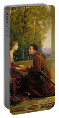 Courtly Love Portable Battery Chargers