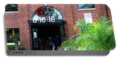 The Entrance At Ulele Portable Battery Charger