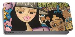 The  Entrepreneurs Mural Portable Battery Charger