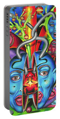 The Esoteric Force Of Molecular Mentality Portable Battery Charger
