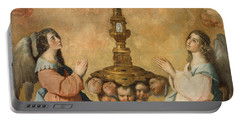 The Eucharist Portable Battery Charger