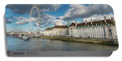 The Eye London Portable Battery Charger