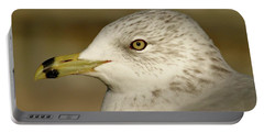 The Eye Of The Seagull Portable Battery Charger