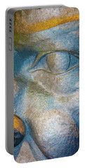 The Face Is A Picture Of The Mind With The Eyes As Its Interpreter. Cicero Portable Battery Charger