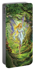The Fairy Queen Portable Battery Charger