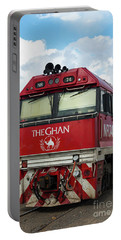 The Famed Ghan Train  Portable Battery Charger