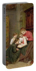 The Family Album Portable Battery Charger