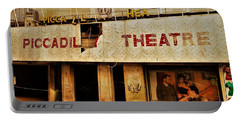 The Famous Beirut Picadilly Theater  Portable Battery Charger