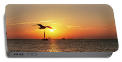 The Famous Key West Sunset  Portable Battery Charger