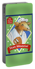 The Farm Team - Stan Moozial Portable Battery Charger