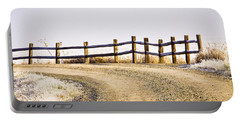 The Fence Portable Battery Charger