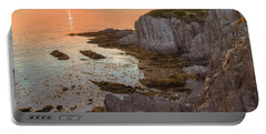 Nova Scotian Sunset Portable Battery Charger