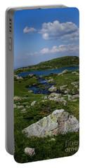The Fish Lake-rila Lakes Portable Battery Charger