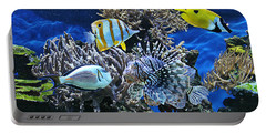 The Fishes Know Everything Portable Battery Charger