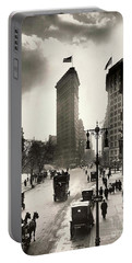 The Flatiron Building Portable Battery Charger