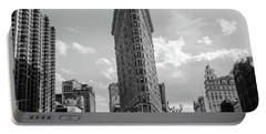 The Flatiron Building New York Portable Battery Charger