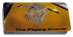 The Flying Crane Portable Battery Charger