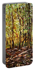 La Foret Du Mount Beuvray Portable Battery Charger