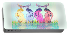 The Four Daughters Of Eve  -aka-  Four Rivers Portable Battery Charger