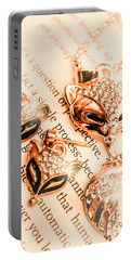 The Fox Tale Portable Battery Charger