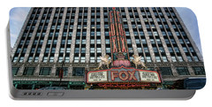 The Fox Theatre In Detroit Welcomes Charlie Sheen Portable Battery Charger
