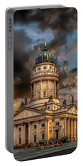The French Church 3 Portable Battery Charger