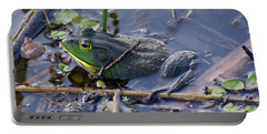 The Frog Remains Portable Battery Charger