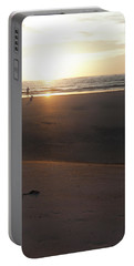 Portable Battery Charger featuring the photograph The Full Sun by Eric Christopher Jackson