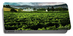 The Gamble Vineyard Portable Battery Charger
