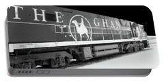 The Ghan Bw Portable Battery Charger