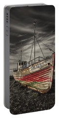 The Ghost Ship Portable Battery Charger