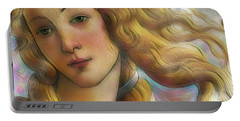 The Goddess Venus Portable Battery Charger