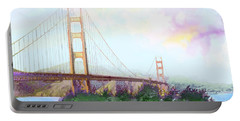 The Golden Gate Portable Battery Charger