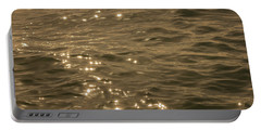The Golden Ocean Portable Battery Charger by RKAB Works