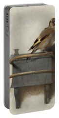 The Goldfinch, 1654  Portable Battery Charger