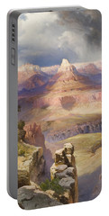 The Grand Canyon Portable Battery Charger by Thomas Moran