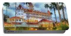 The Grand Floridian Resort Wdw 01 Photo Art Mp Portable Battery Charger