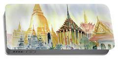 The Grand Palace Bangkok Portable Battery Charger