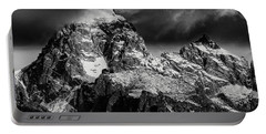 The Grand Teton Portable Battery Charger by Gary Lengyel