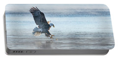 The Great American Bald Eagle 2016-15 Portable Battery Charger