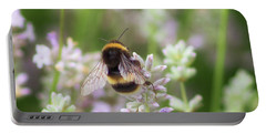 The Great British Bee Portable Battery Charger