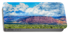 Portable Battery Charger featuring the photograph The Great Divide by AJ Schibig