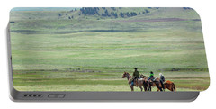 The Great Montana Expanse Portable Battery Charger