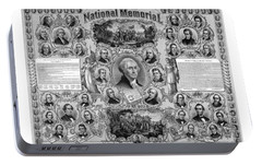 The Great National Memorial Portable Battery Charger by War Is Hell Store