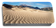 The Great Sand Dunes Of Colorado Portable Battery Charger