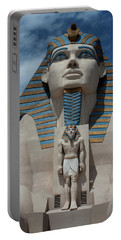 The Great Sphinx Portable Battery Charger