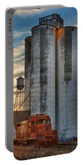 The Great Western Sugar Mill Longmont Colorado Portable Battery Charger