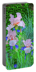 The Greek Goddess Persephone Is The Harbinger Of Spring.  Portable Battery Charger by Bijan Pirnia